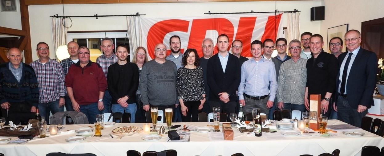 CDU Mitgliederversammlung 2019