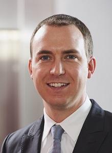 Stellvertretender Vorstand Markus Borst