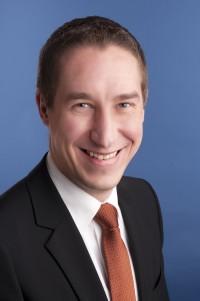Stellvertretender Vorstand Jan Schneider